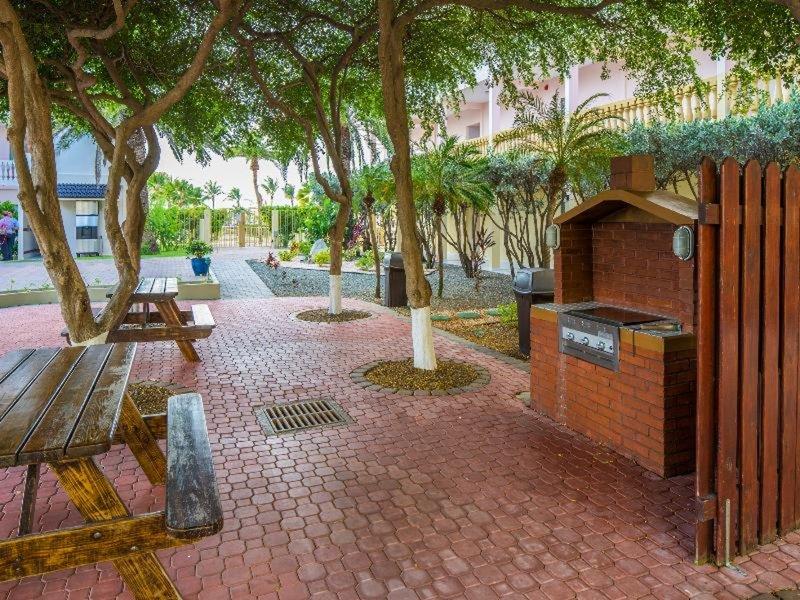 Tropicana Aruba Resort & Casino Terrasse