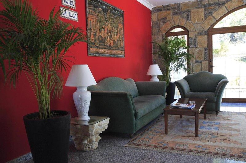 La Rosa Lounge/Empfang