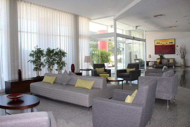 BejaParque Hotel Lounge/Empfang
