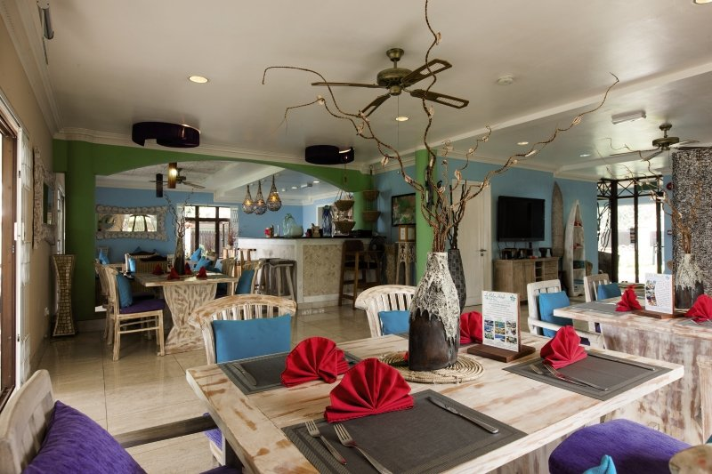 Le Relax Beach HouseRestaurant