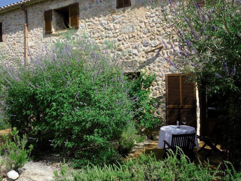 Finca Hotel Son Olive - ErwachsenenhotelGarten