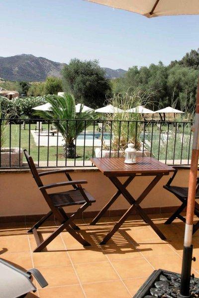 Finca Hotel Son Olive - ErwachsenenhotelTerasse