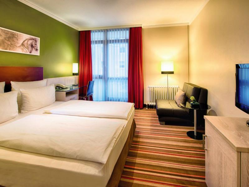 Leonardo Hotel & Residenz MünchenWohnbeispiel