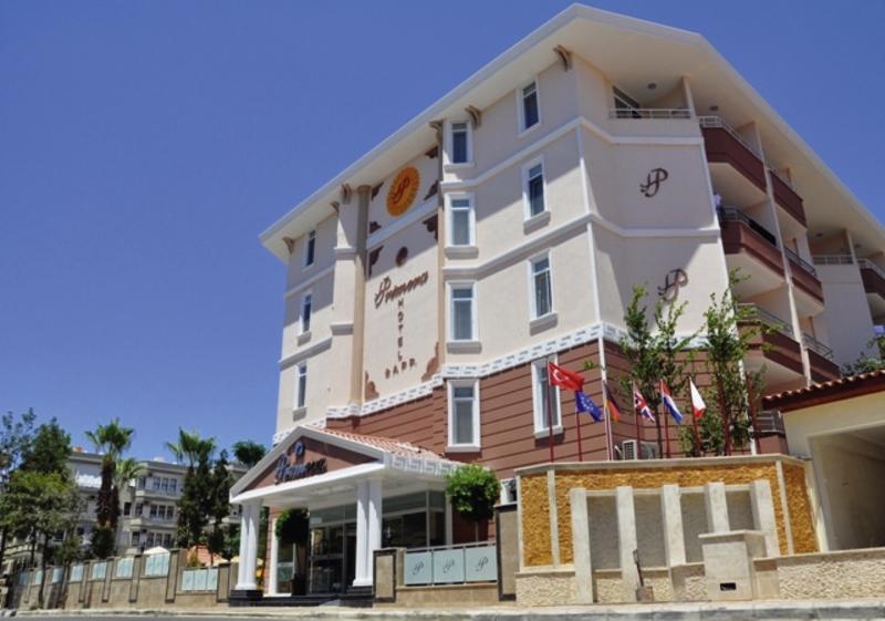 Primera Hotel & ApartAuߟenaufnahme