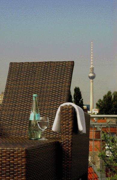 Upstalsboom Friedrichshain - BerlinAuߟenaufnahme