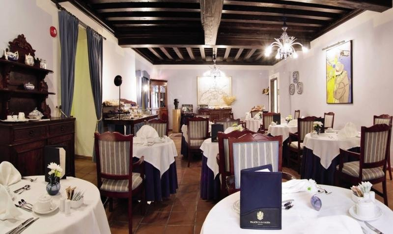 Palacio Ca Sa GalesaRestaurant