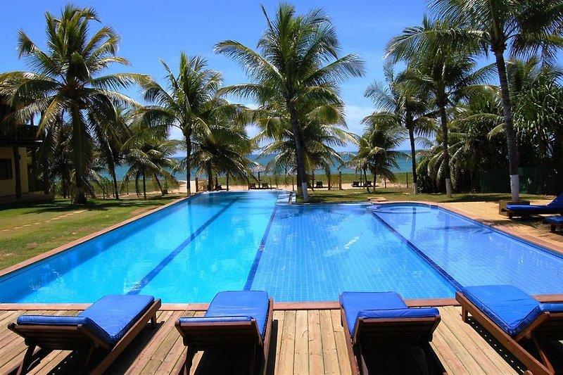 Pousada Praia das Ondas Pool