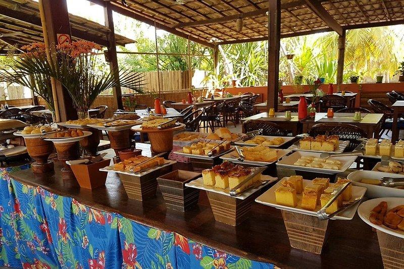 Pousada Praia das Ondas Restaurant