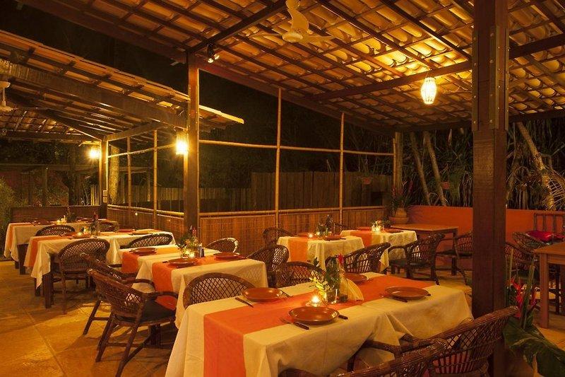 Pousada Praia das Ondas Lounge/Empfang