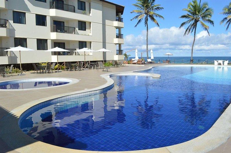 Catussaba Suites Pool
