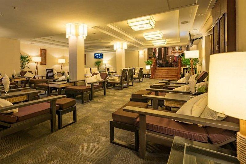 Angkor Miracle Resort & Spa Lounge/Empfang
