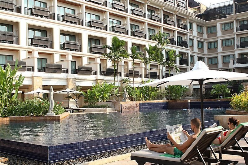Angkor Miracle Resort & Spa Außenaufnahme