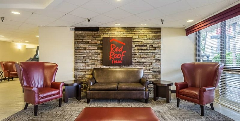 Red Roof Inn St Petersburg - Clearwater/Airport Lounge/Empfang