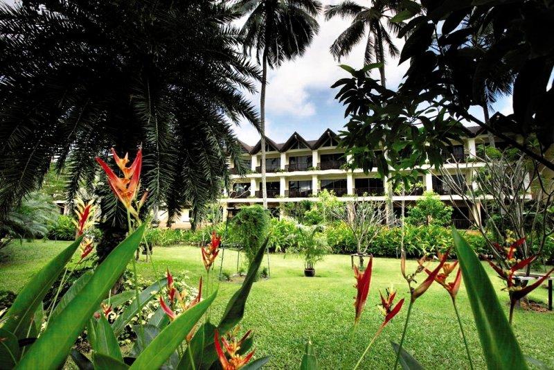 Duangjitt Resort & SpaGarten