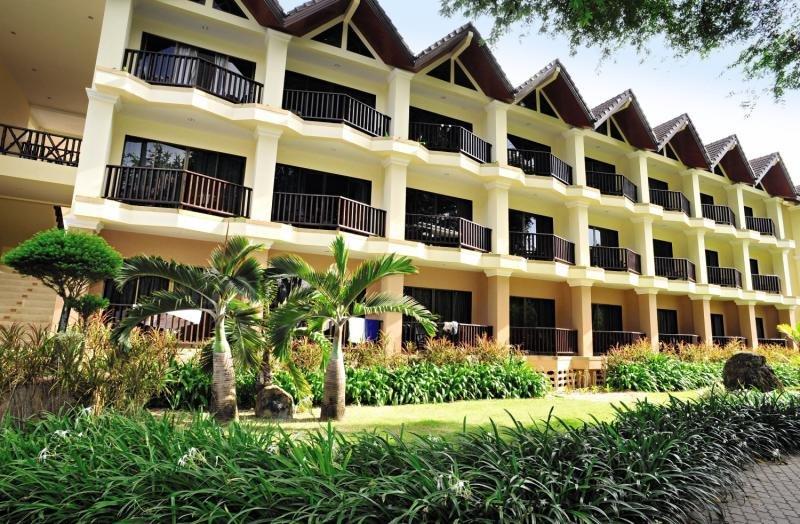 Duangjitt Resort & SpaAuߟenaufnahme