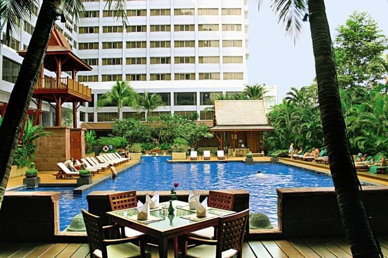 Ramada Plaza Menam RiversidePool