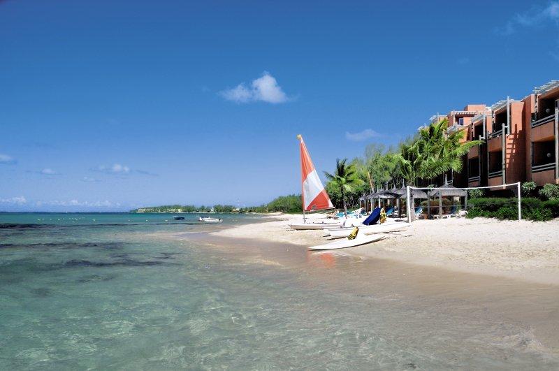 La Palmeraie By Mauritius Boutique HotelStrand