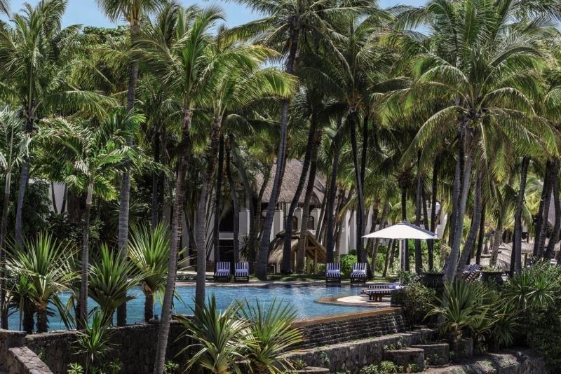 Shangri-La Le Touessrok Resort & SpaPool