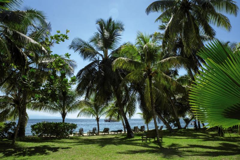 Indian Ocean LodgeGarten