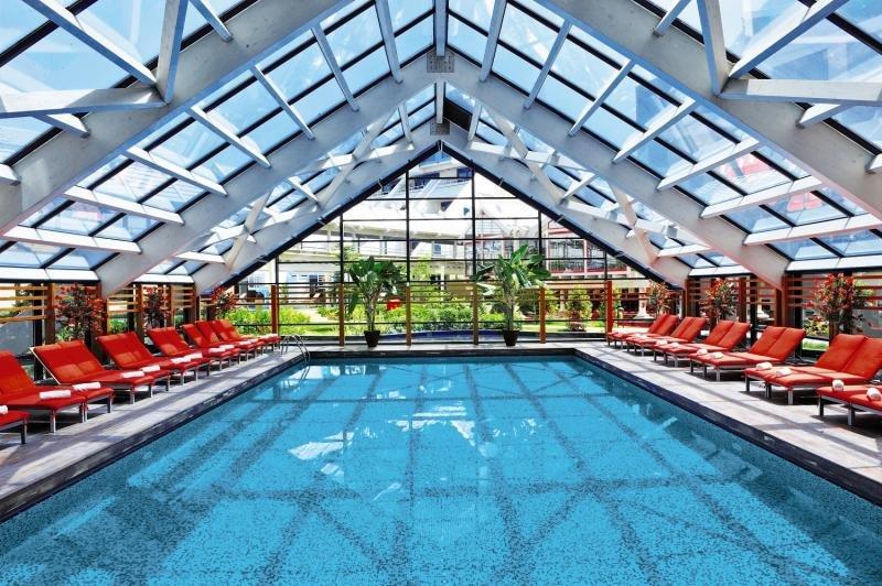 Susesi Luxury ResortHallenbad