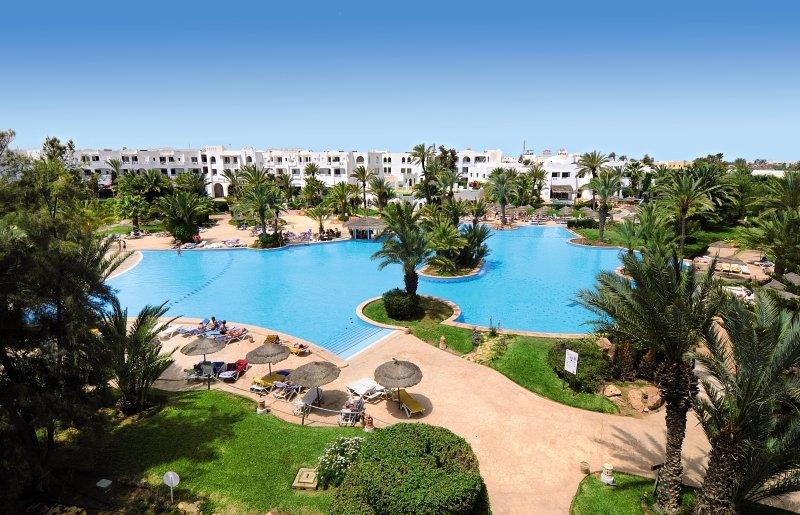Vincci Djerba ResortAuߟenaufnahme