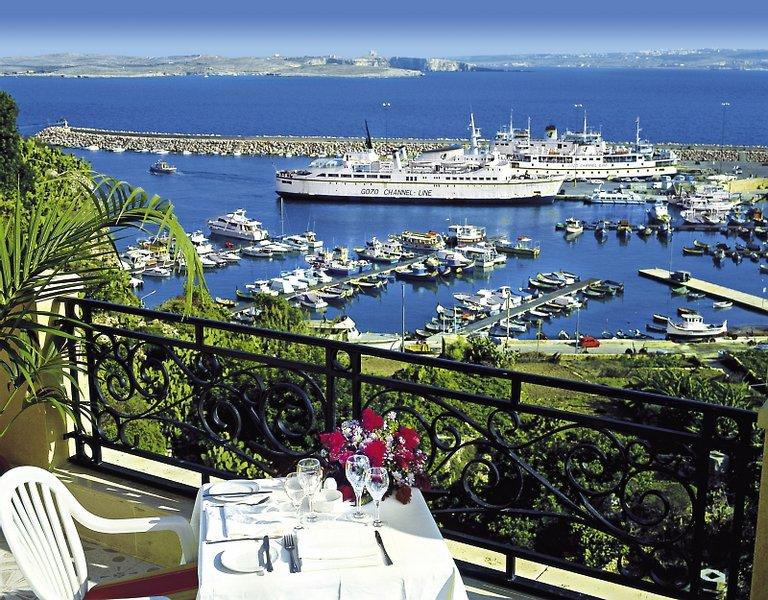 Grand Hotel GozoTerasse