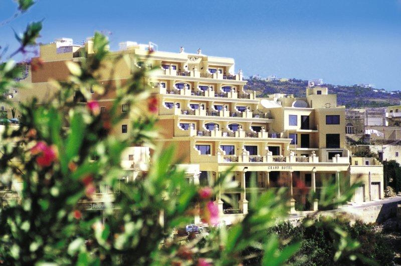 Grand Hotel GozoAuߟenaufnahme