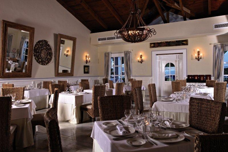 Luxury Bahia Principe Cayo Levantado - Erwachsenenhotel ab 18 JRestaurant