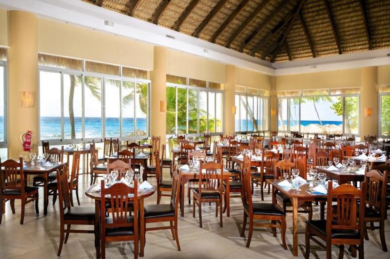 Viva Wyndham Dominicus BeachRestaurant