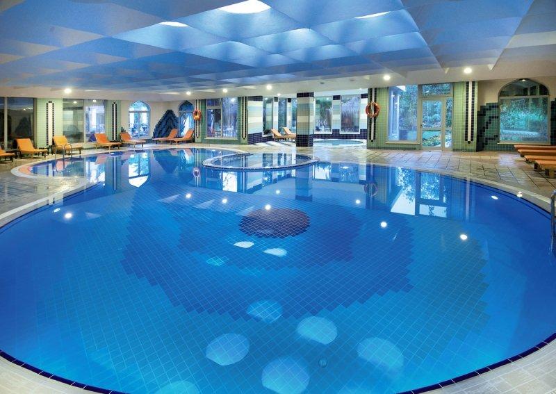 Belconti ResortHallenbad