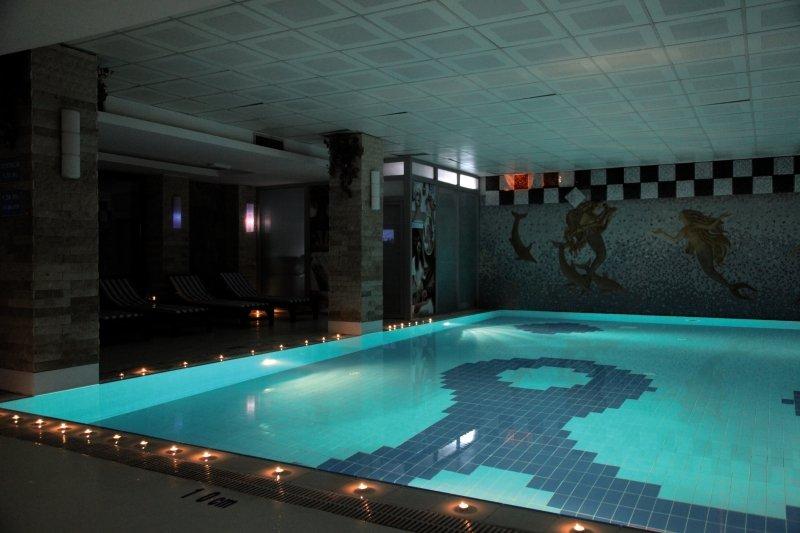 Sealife Family ResortHallenbad
