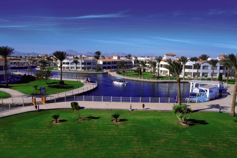 Dana Beach ResortGarten