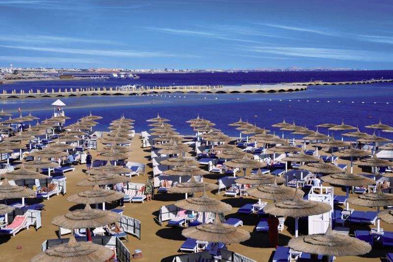 Dana Beach ResortTerasse