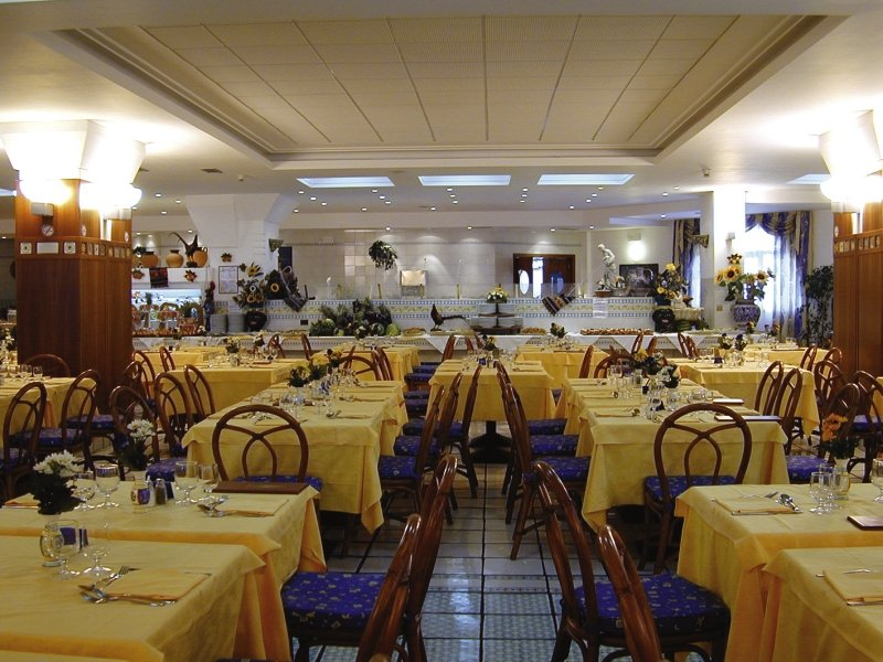 Le TerrazzeRestaurant