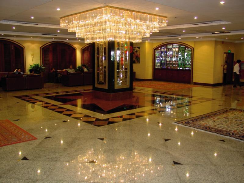 Windsor Plaza Lounge/Empfang
