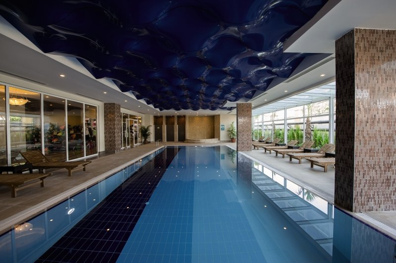 Dream World Resort & Spa Hallenbad