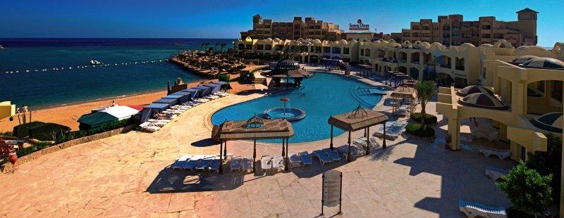 Sunny Days Palma de Mirette Resort Strand