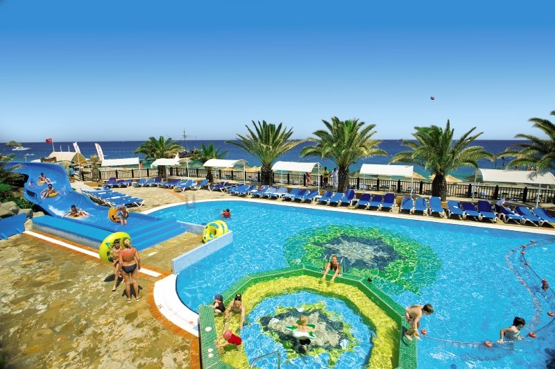 Pirate´s Beach Club Pool