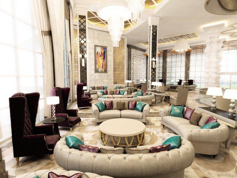 Dream World Resort & Spa Lounge/Empfang