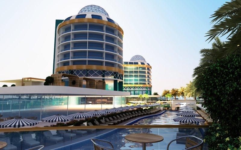 Dream World Resort & Spa Außenaufnahme
