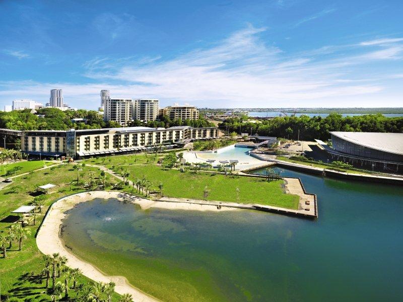 Vibe Darwin Waterfront Außenaufnahme
