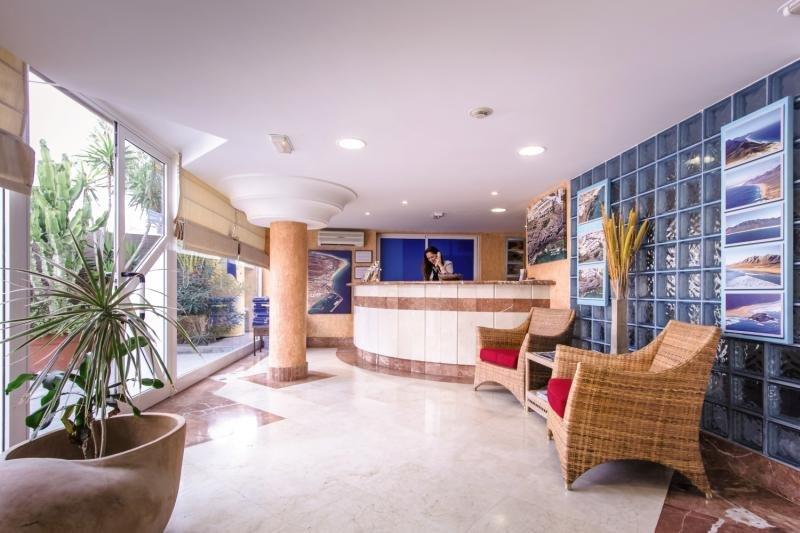 Atalaya de Jandia Lounge/Empfang