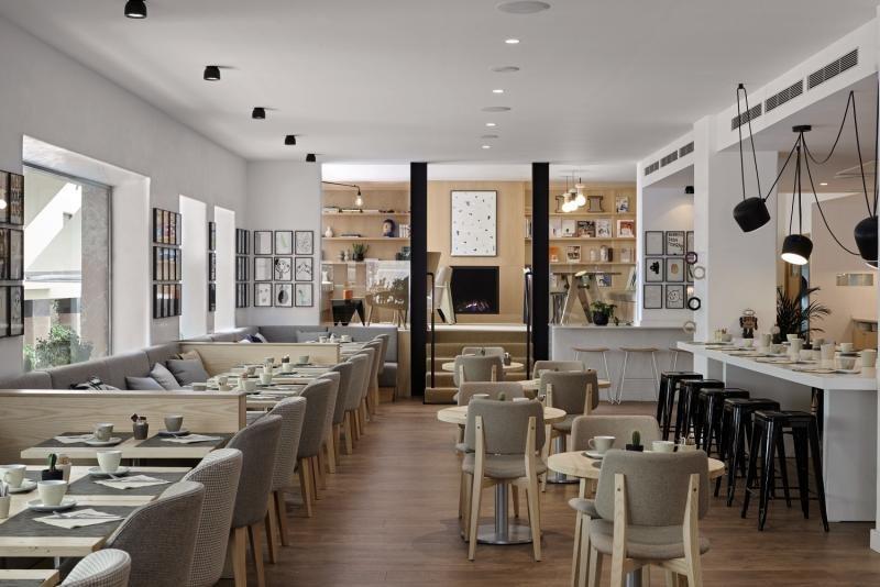INNSIDE Palma Center Restaurant