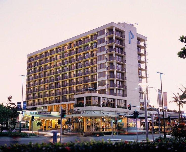 Pacific Hotel Cairns  Außenaufnahme