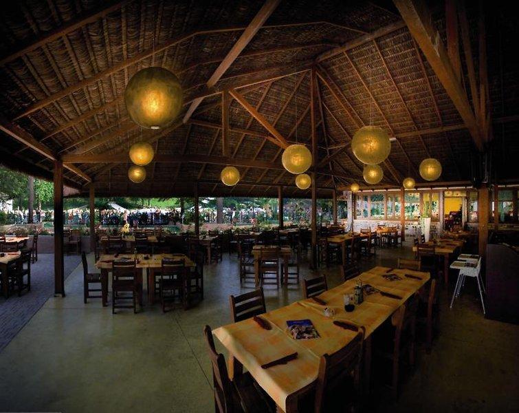 Camping Altomincio Family Park Restaurant