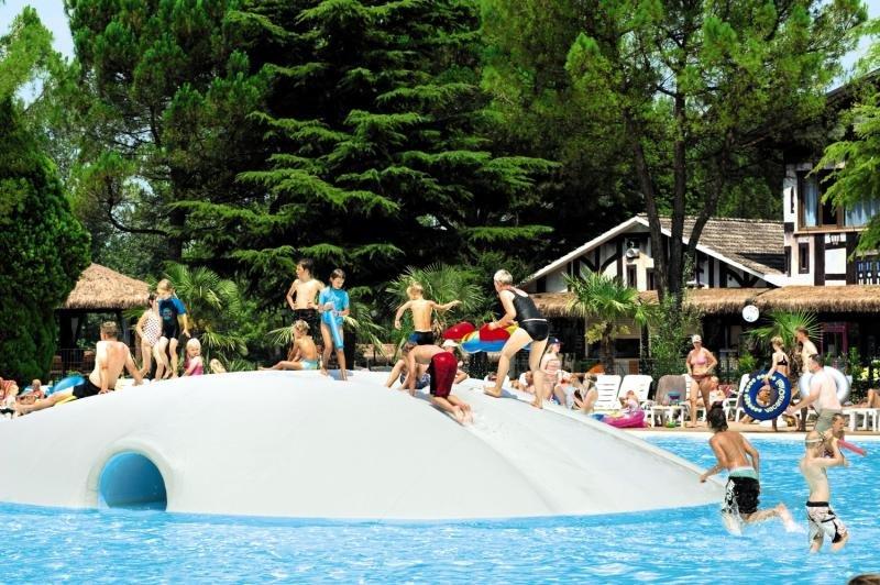 Camping Altomincio Family Park Pool