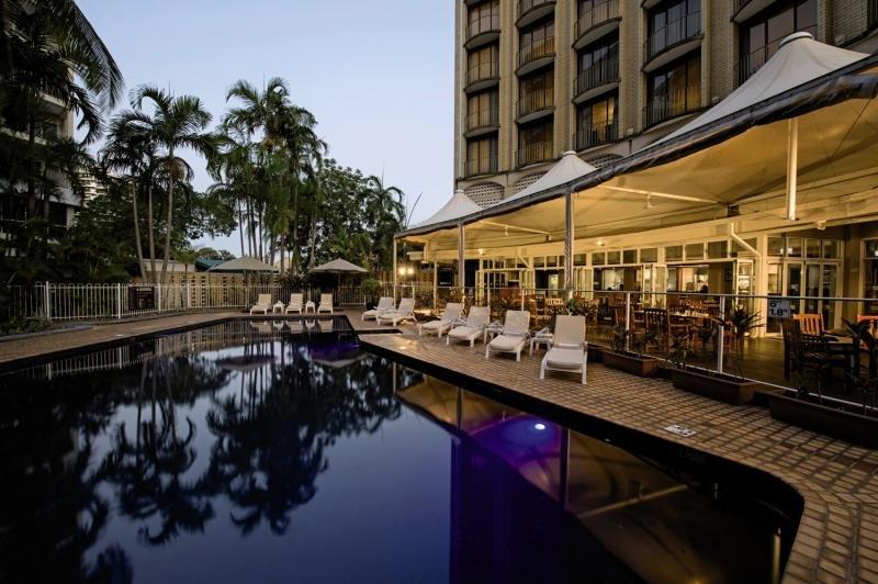 DoubleTree by Hilton Hotel Darwin Pool