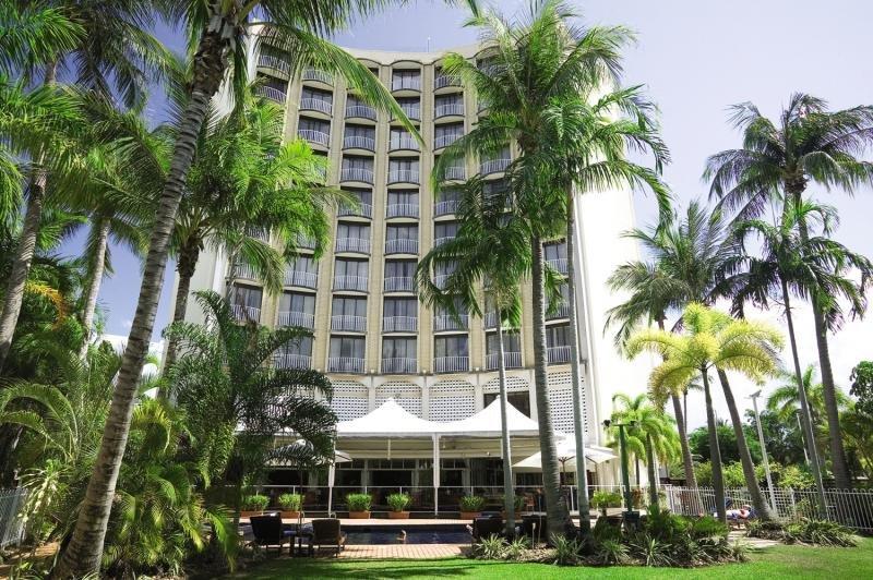 DoubleTree by Hilton Hotel Darwin Außenaufnahme
