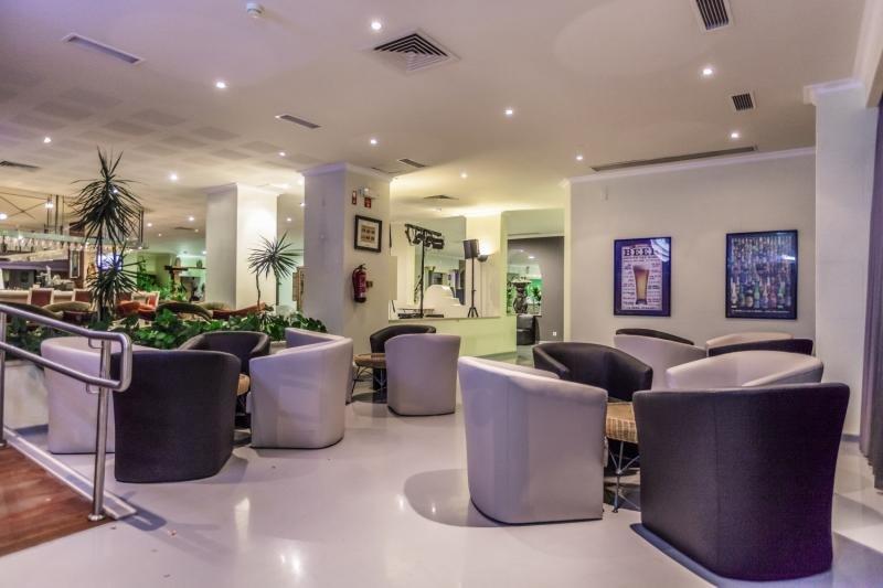 Santa Eulalia Hotel Apartamento &Spa Lounge/Empfang