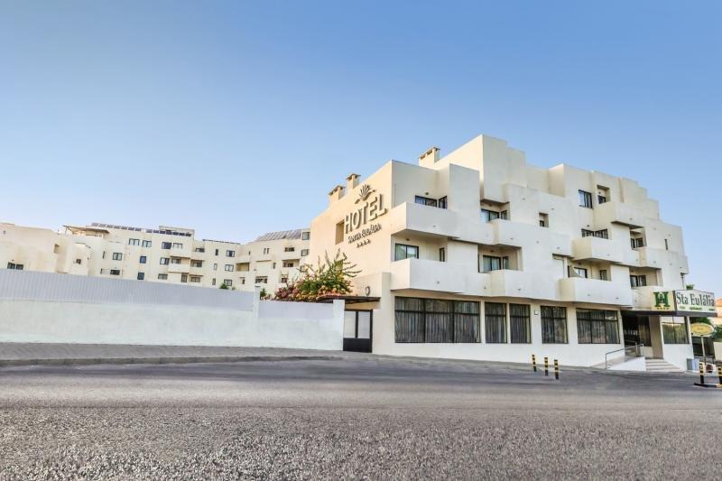 Santa Eulalia Hotel Apartamento &Spa Außenaufnahme